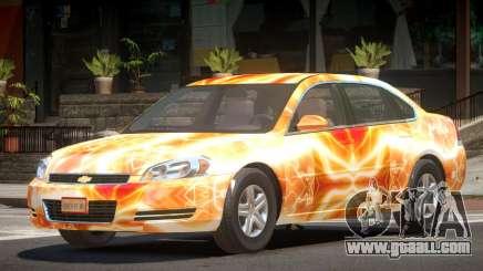 Chevrolet Impala LS V1.0 PJ5 for GTA 4