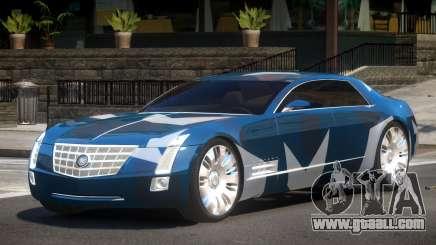 Cadillac Sixteen V1.2 PJ2 for GTA 4