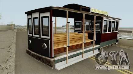 Tram Car for GTA San Andreas