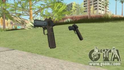 Heavy Pistol GTA V (LSPD) Base V1 for GTA San Andreas
