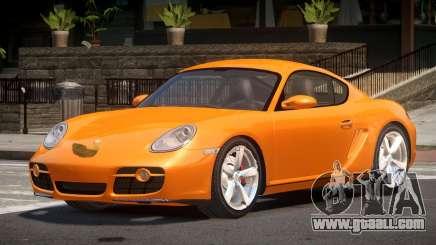 Porsche Cayman S-Tuned for GTA 4