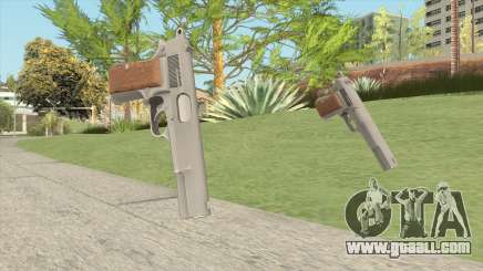 Browning HP (Fog Of War) for GTA San Andreas