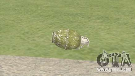 Grenade (RE 3 Remake) for GTA San Andreas
