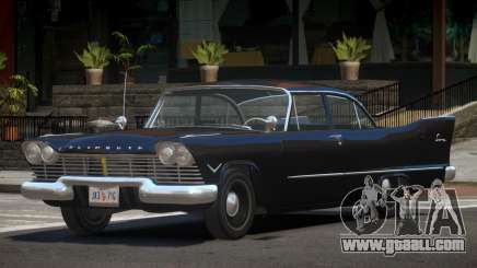 1957 Plymouth Savoy Coupe for GTA 4