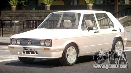 Volkswagen Golf Old for GTA 4