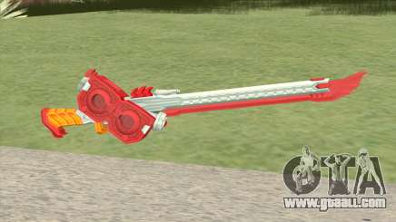 Kamen Rider Sword for GTA San Andreas