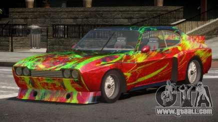 Ford Capri RS Tuned PJ1 for GTA 4