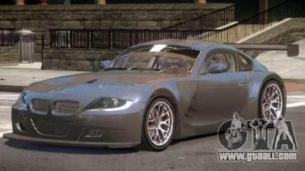 BMW Z4M GT Sport PJ2 for GTA 4