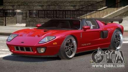 Ford GTX V1.0 for GTA 4
