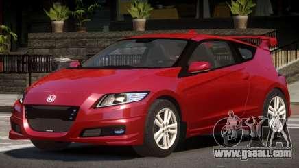 Honda CR-Z Tuned for GTA 4