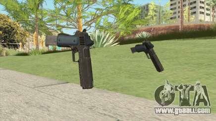 Heavy Pistol GTA V (LSPD) Base V2 for GTA San Andreas