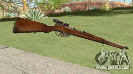 Type 38 Arisaka (Sniper Rifle) for GTA San Andreas