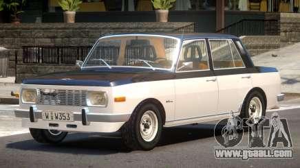 Wartburg 353 V1.0 for GTA 4
