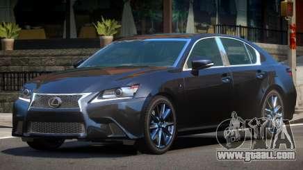 Lexus GS350 V1.0 for GTA 4