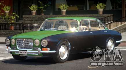 Jaguar XJ6 V1.0 for GTA 4