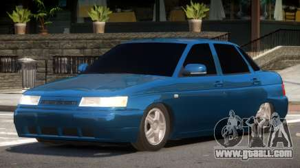 VAZ 2110 Tuned for GTA 4