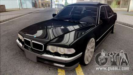 BMW 7-er E38 on Style 95 for GTA San Andreas