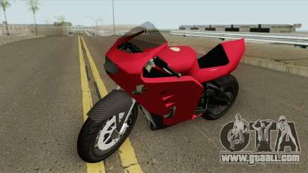 NRG-500 (Ducati Style) for GTA San Andreas