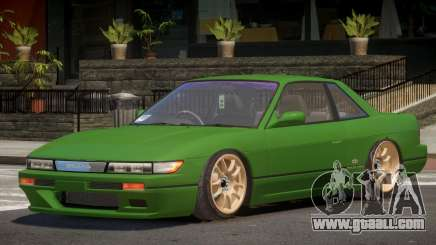 Nissan Silvia S13 L-Tuned for GTA 4