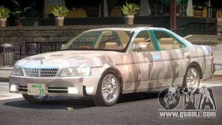 Nissan Laurel ST PJ1 for GTA 4