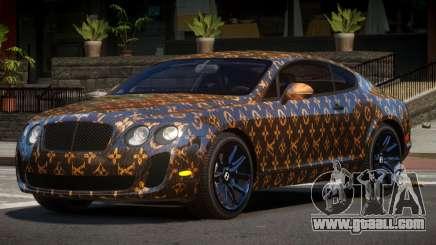 Bentley Continental Tuned PJ1 for GTA 4