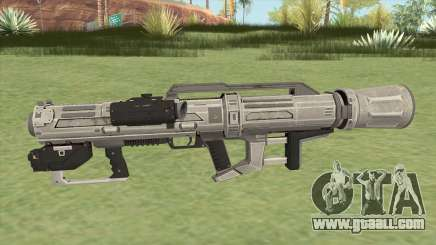 Missile Launcher (Terminator: Resistance) for GTA San Andreas