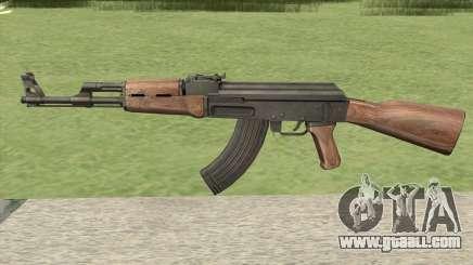 AK-47 (COD 4: MW Edition) for GTA San Andreas