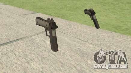 Heavy Pistol GTA V (NG Black) Base V1 for GTA San Andreas