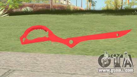 Scissors Blade (Kill La Kill) for GTA San Andreas