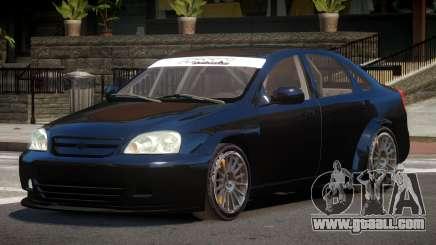 Chevrolet Lacetti GT for GTA 4