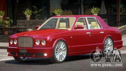 2010 Bentley Arnage T for GTA 4