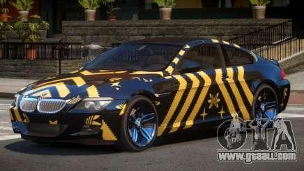 BMW M6 ST PJ3 for GTA 4