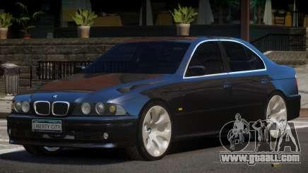 BMW 530I E39 RT for GTA 4