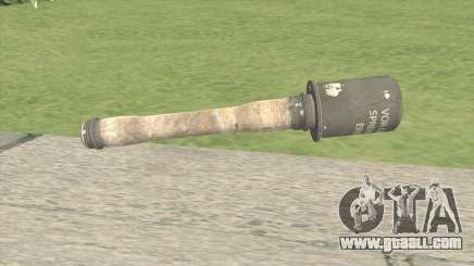 M-24 Grenade (Fog Of War) for GTA San Andreas