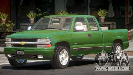 Chevrolet Silverado 1500 ST for GTA 4