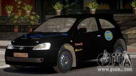 Opel Corsa GT for GTA 4