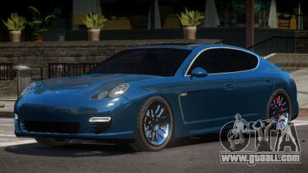 Porsche Panamera Turbo S V1.1 for GTA 4