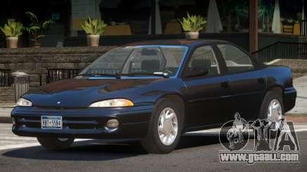 Dodge Intrepid V1.0 for GTA 4