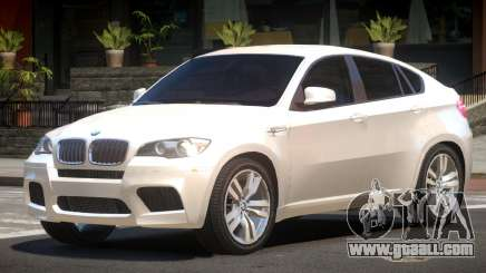 BMW X6M Edit for GTA 4