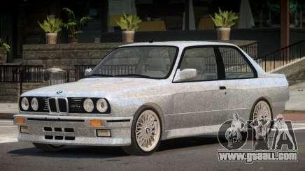 BMW M3 E30 RS PJ2 for GTA 4