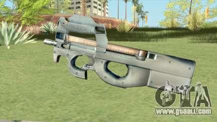 FN P90 for GTA San Andreas