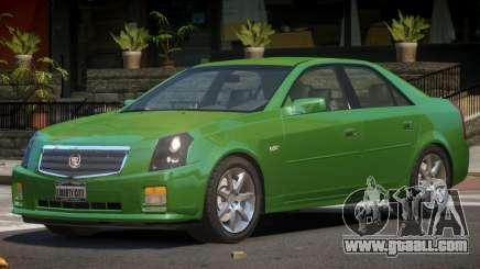 Cadillac CTS Edit for GTA 4