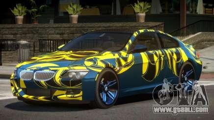 BMW M6 ST PJ1 for GTA 4