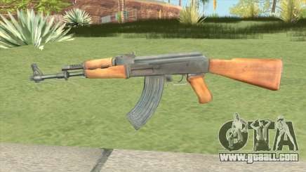 AK-47 LQ for GTA San Andreas