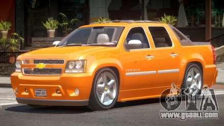 Chevrolet Avalanche LT for GTA 4