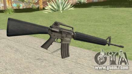 M16A4 (COD 4: MW Edition) for GTA San Andreas
