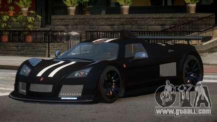 Gumpert Apollo GT for GTA 4