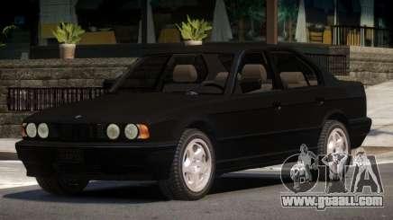 BMW M5 E34 V1.2 for GTA 4
