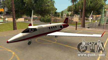 Buckingham Shamal With Various Airlines for GTA San Andreas