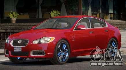 Jaguar XFR GT for GTA 4